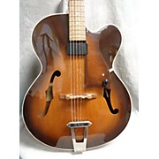 The Heritage EAGLE Hollow Body Electric Guitar