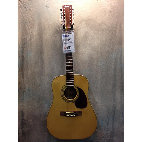 Cort EARTH-70/12 Natural 12 String Acoustic Guitar
