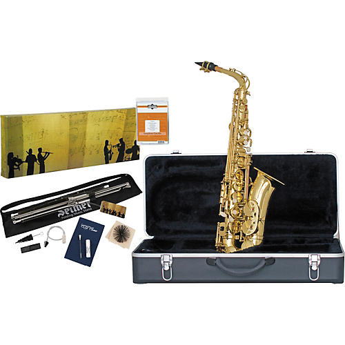 Etude EAS-100 Student Alto Saxophone with Accessory Pack-thumbnail