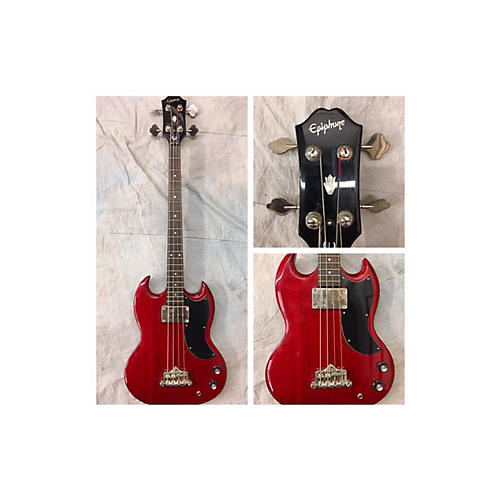 Used Epiphone Eb3 Electric Bass Guitar