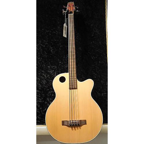 Boulder Creek EBR3N4F Acoustic Bass Guitar