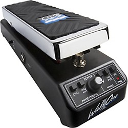 EBS WahOne Bass Wah Pedal
