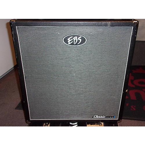 Used ebs ebs410cl evolution classic line bass cabinet for Classic house bass lines