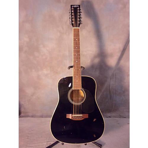 Carlo Robelli EBTH 12 String Acoustic Guitar