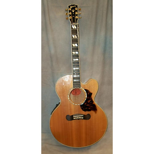 Gibson EC-30 Blues King Electra Acoustic Electric Guitar