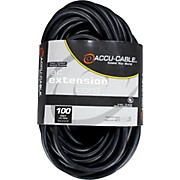 American DJ EC123 12 Gauge IEC Power Extension Cord 50 ft.