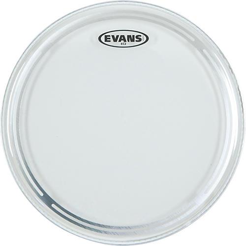 Evans EC2 Clear Batter Drumhead  8 in.