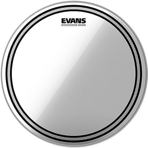 Evans EC2 SST Clear Batter Drumhead-thumbnail