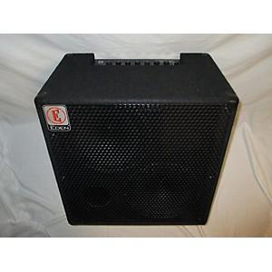 Pre-owned Eden EC210 180 Watt 2x10 Bass Combo Amp by Eden