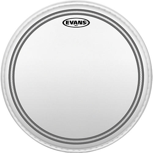 Evans EC2S Frosted Drumhead 6 in.