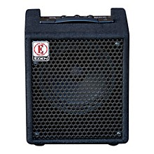 Eden EC8 20W 1x8 Solid State Bass Combo Amp Level 1 Black