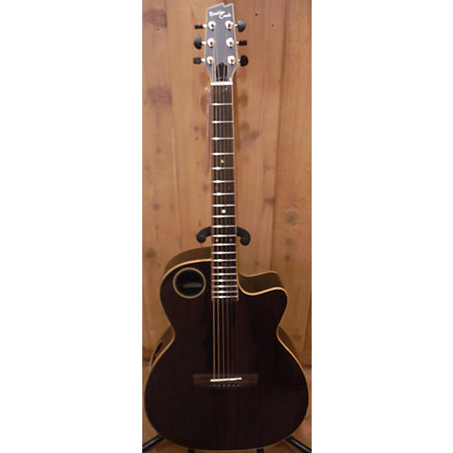 used boulder creek ecgc 8n acoustic electric guitar guitar center. Black Bedroom Furniture Sets. Home Design Ideas