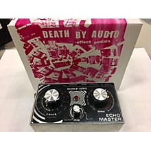 Death By Audio ECHO MASTER Effect Pedal