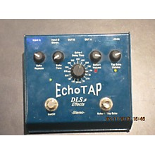 DLS Effects ECHO TAP Effect Pedal
