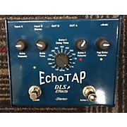DLS Effects ECHOTAP Effect Pedal