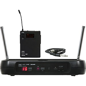 Galaxy Audio ECM Guitar Wireless System by Galaxy Audio