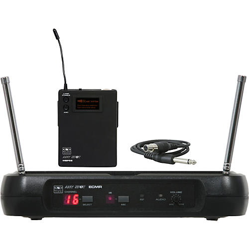 Galaxy Audio ECM Guitar Wireless System D-thumbnail