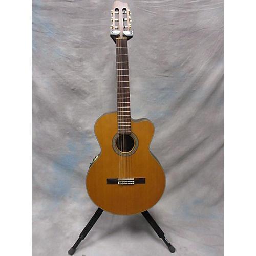 Tacoma ECR15NC Classical Acoustic Electric Guitar-thumbnail