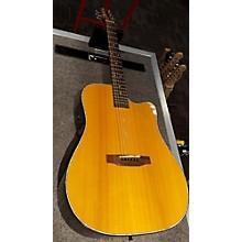 Boulder Creek ECR2-V Acoustic Electric Guitar