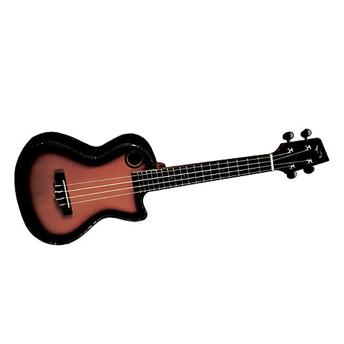Riptide ECUT-2CS Tenor Acoustic-Electric Ukulele