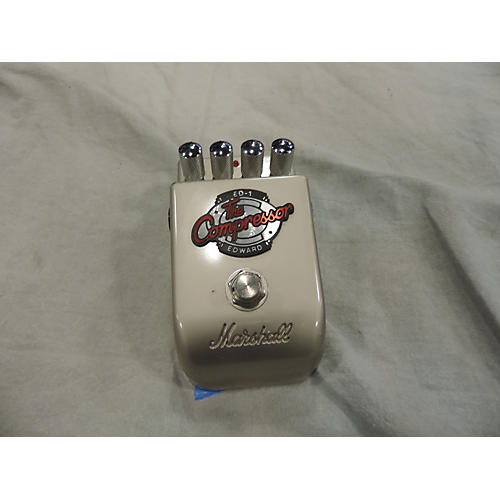 Marshall ED-1 The Compressor Effect Pedal-thumbnail