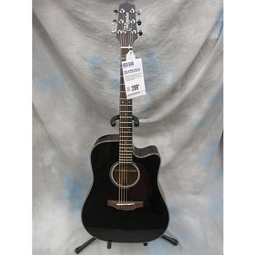Takamine ED4DC-BLK Acoustic Guitar
