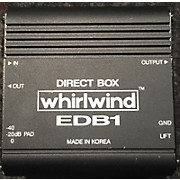 Whirlwind EDB1 Direct Box