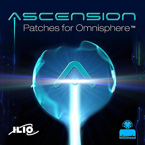 Ilio EDM Ascension Omnisphere Patches