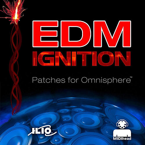 Ilio EDM Ignition Omnisphere Patches