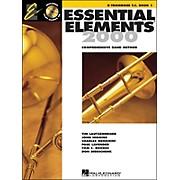 Hal Leonard EE2000 B Flat Trombone T.C. Book 1 CD/Pkg