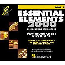 Hal Leonard EE2000 Play Along Trax 3-CD Set