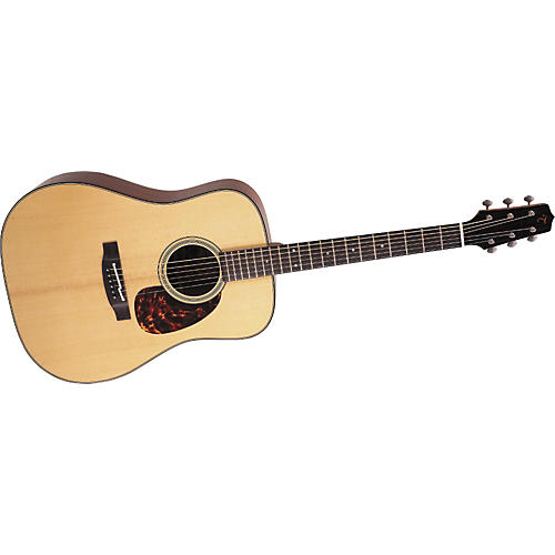 Takamine EF340SBG Dreadnought Acoustic-Electric Guitar-thumbnail