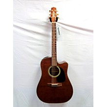 Takamine EF340SCGN Acoustic Electric Guitar