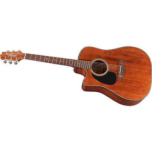 Takamine EF340SCGN-LH Dreadnought Left-Handed Acoustic-Electric Guitar-thumbnail