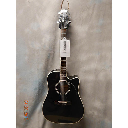 Takamine EF341C Acoustic Electric Guitar