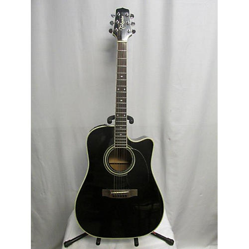 Takamine EF341C Acoustic Electric Guitar-thumbnail