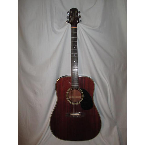 Takamine EF349 Acoustic Electric Guitar