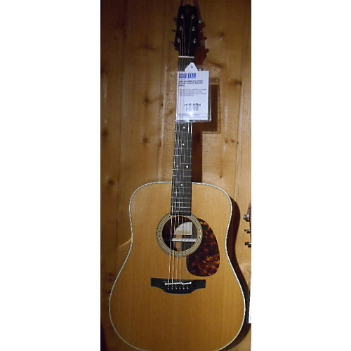 Takamine EF360S Acoustic Electric Guitar-thumbnail