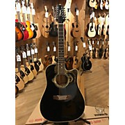 Takamine EF381C 12 String Acoustic Electric Guitar