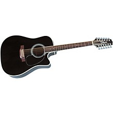 Takamine EF381SC 12-String Acoustic-Electric Cutaway Guitar