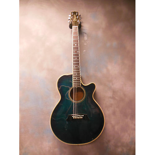 Takamine EF391MB Acoustic Electric Guitar