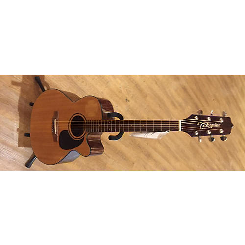 Takamine EF440C-TD Acoustic Electric Guitar-thumbnail
