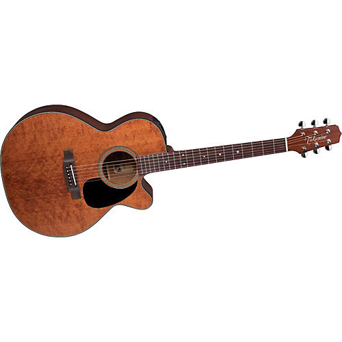 Takamine EF440SCGN NEX Antique Acoustic-Electric Guitar Natural