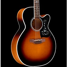 Takamine EF450C Thermal Top Acoustic-Electric Guitar