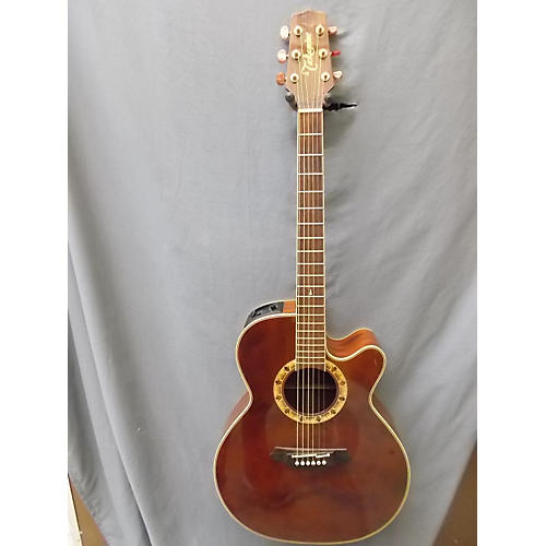 Takamine EF508C Acoustic Electric Guitar