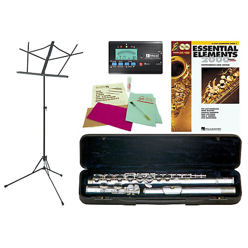 Etude EFL-100 Beginner Student Flute Bundle-thumbnail