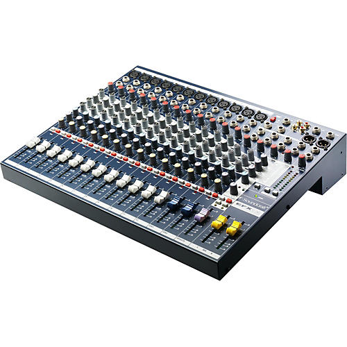 Soundcraft EFX 12-Channel Mixer-thumbnail