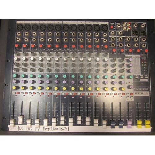 Soundcraft EFX12 Unpowered Mixer