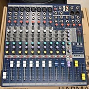 Soundcraft EFX8 Unpowered Mixer