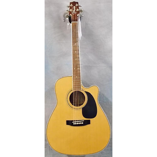 Takamine EG-334C Acoustic Electric Guitar Natural